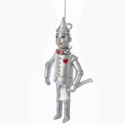 Kurt Adler 5″ Wonderful Wizard Of Oz Tinman Ornament