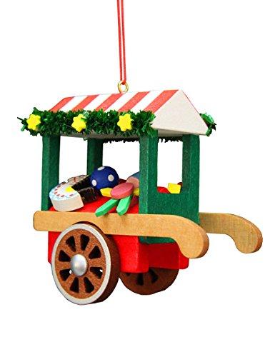 Alexander Taron Christian Ulbricht Car with Toys Decorative Hanging Ornament