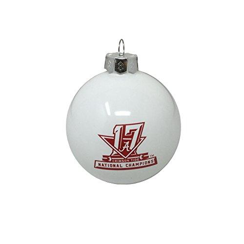 NCAA University of Alabama 2018 SEC Champions Large Ball Ornament