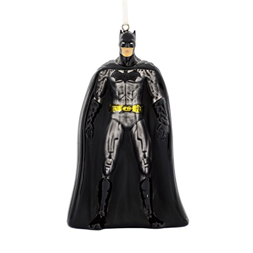 Hallmark DC Comics Batman Blown Glass Christmas Ornament