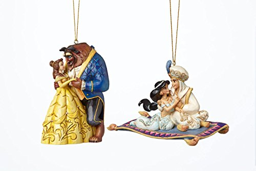 Enesco Disney Traditions Princess Ornaments Jasmi