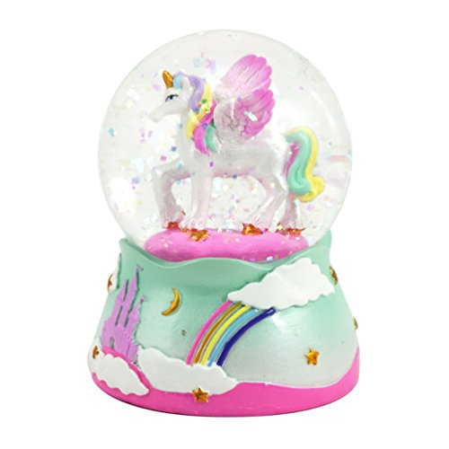 Unicorn Snow globe – 65 MM
