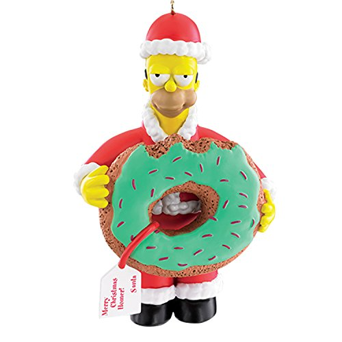 Carlton Heirloom Ornament 2017 Homer Simpson – The Simpsons – #CXOR045M