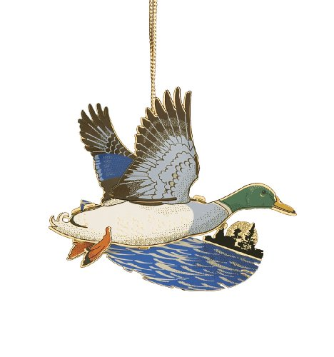 Baldwin Mallard  Ornament