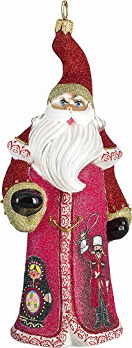 Glitterazzi Inernational Santa – Santa