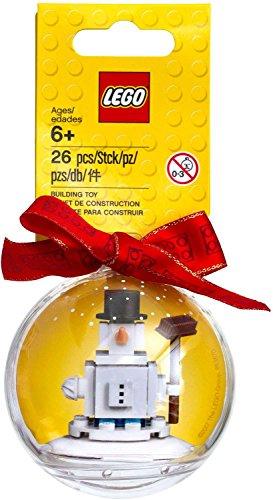 LEGO Ornament Snowman