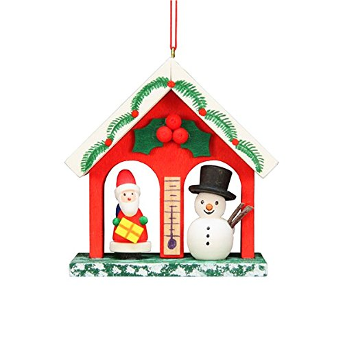 Alexander Taron Christian Ulbricht Weatherhouse Decorative Hanging Ornament
