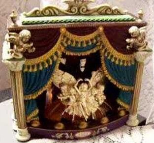 PHANTOM of the OPERA 2001 – Carlton Heirloom – Lighted Ornament