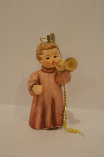 A Joyful Noise Ornament #1319 Hum 598 – M.J.Hummel – Goebel