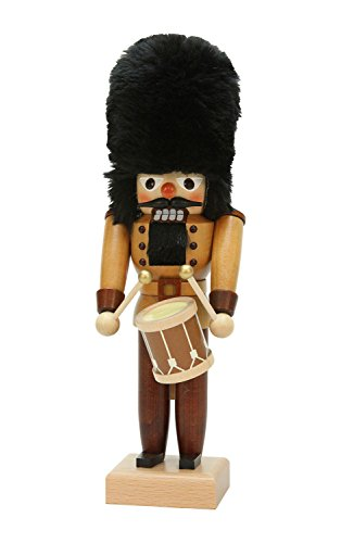 Alexandor Taron Home Decor Christian Ulbricht Natural Drummer Nutcracker