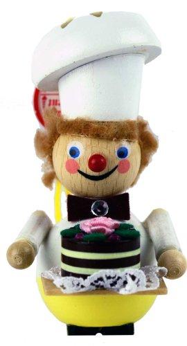 Cake Baker Steinbach Ornament