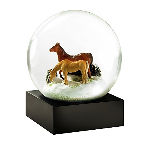Horses Cool Snow Globe by CoolSnowGlobes
