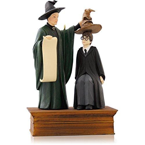 The Sorting Hat – Harry Potter – 2014 Hallmark Keepsake Ornament