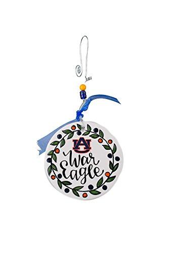 Glory Haus Auburn Flat Ornament, Multicolor