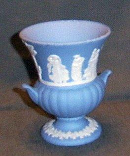 Wedgwood Blue Jasper Mini Urn