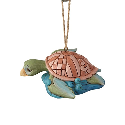 Enesco Jim Shore Heartwood Creek Sea Turtle Ornament