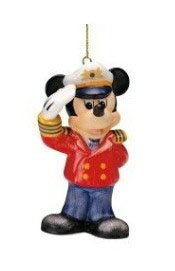 Goebel Disney Mickey Mouse Ornament Made in Germany