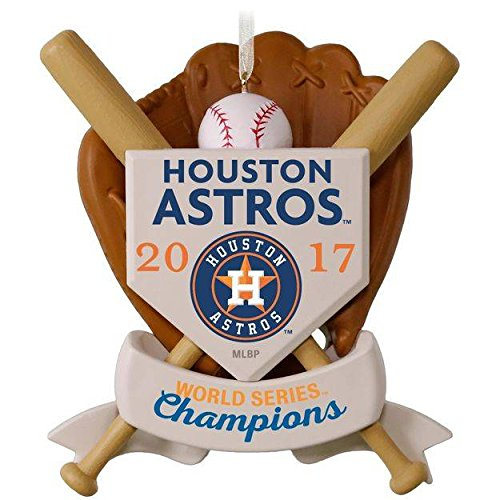 Hallmark Houston Astros 2017 World Series Ornament