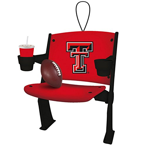 Texas Tech Stadium Chair Ornament
