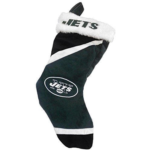 NFL New York Jets 2014 Colorblock Stocking, Green
