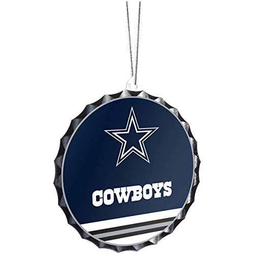 Dallas Cowboys Bottle Cap Ornament