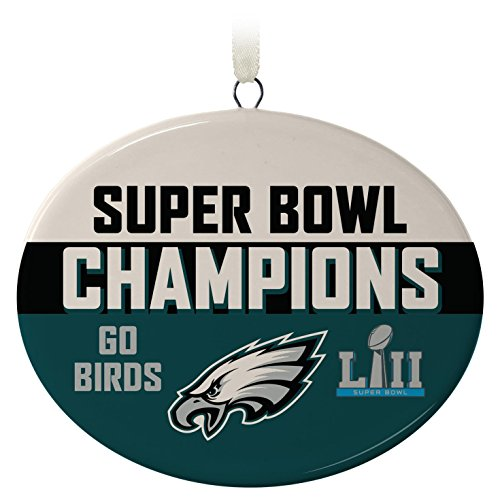 Hallmark Philadelphia Eagles Super Bowl LII Champion Ornament