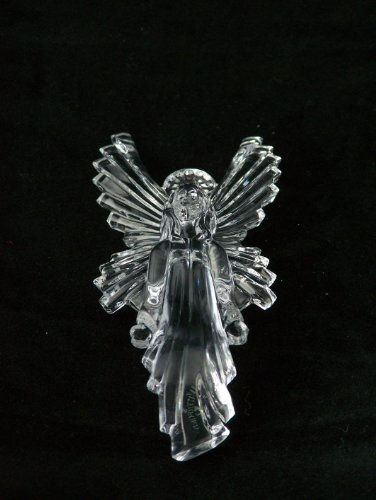 Waterford Crystal Angel Ornament