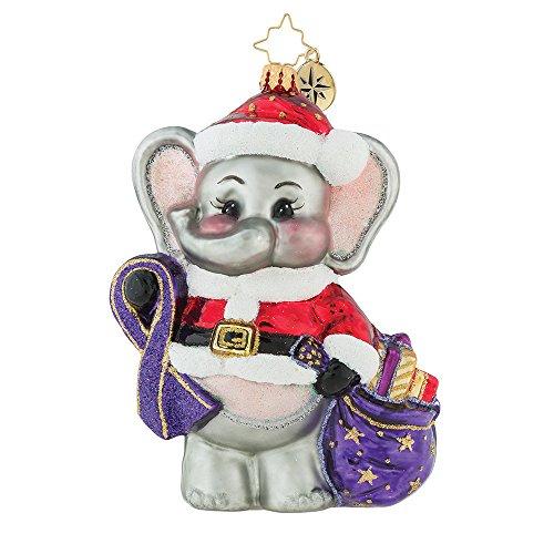 Christopher Radko Precious Memories Alzheimer's Christmas Ornament