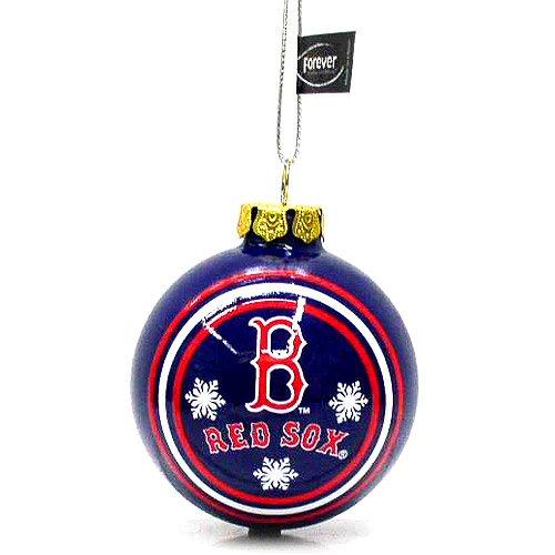 Boston Redsox Ball Ornament