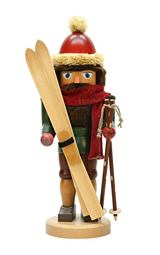 Alexandor Taron Home Decor Christian Ulbricht Skier Nutcracker