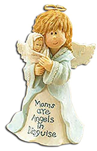 Little Blessings – Moms Are Angels in Disguise Hanging Ornament