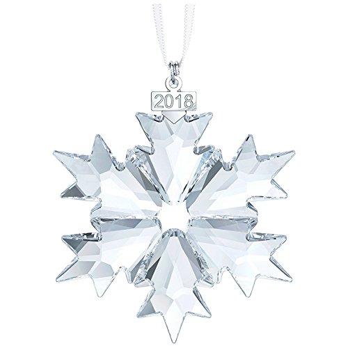 Swarovski Annual Edition Ornament 2018 Christmas, Clear