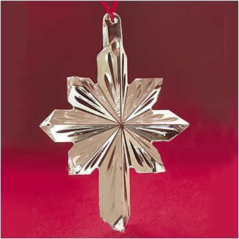 2003 Waterford Crystal Star Ornament