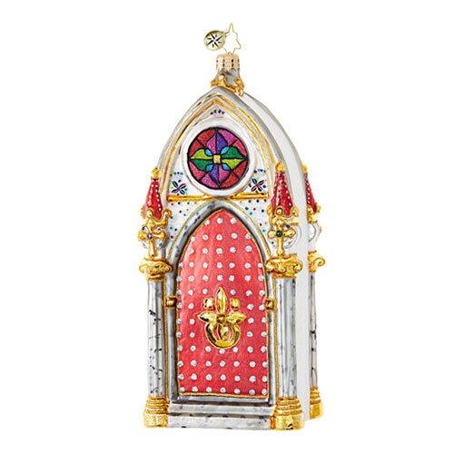 Christopher Radko Santa's Splendor Santa Claus Christmas Ornament
