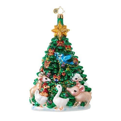 Christopher Radko Farm Fresh Christmas Tree Christmas Ornament