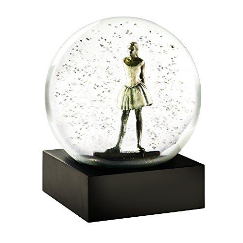 CoolSnowGlobes Degas Dancer Snow Globe