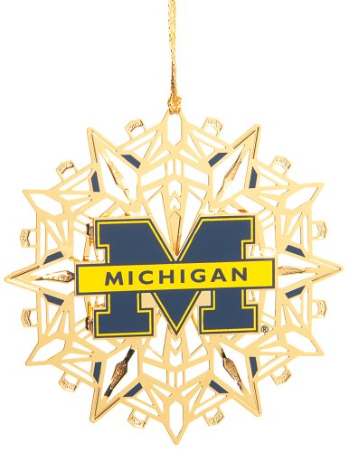 Baldwin University of MichiganáLogo 3-inch Sports Ornament