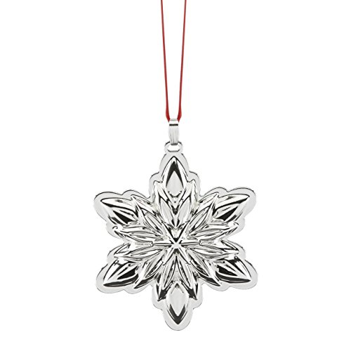 Reed & Barton Holiday Star Ornament 2017