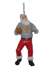 Tennessee Volunteers Santa Claus Ornament
