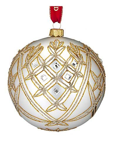 Waterford HH Avoca Ball Ornament