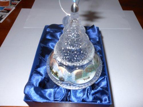 "Thomas Kinkade's Collector's Ornament ""Holiday Sparkle 2008"""