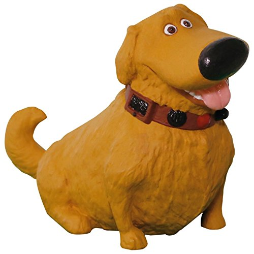 Hallmark Keepsake 2017 Disney/Pixar Legends UP Dug Sound Christmas Ornament With Light