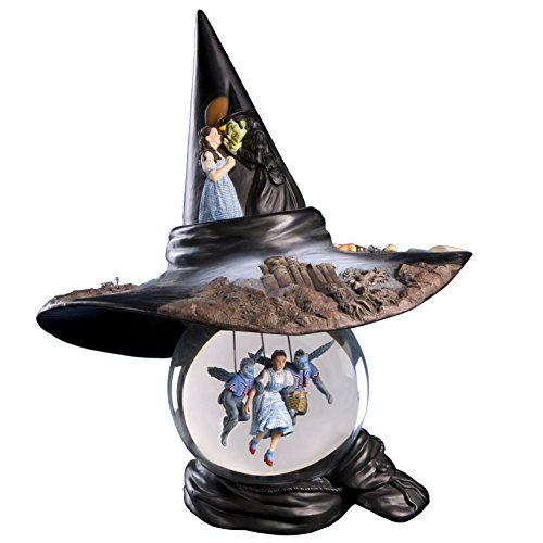 "The Wizard of Oz ""Witch Hat"" Water Globe The San Francisco Music Box"