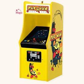 Pac-Man 2008 Hallmark Ornament