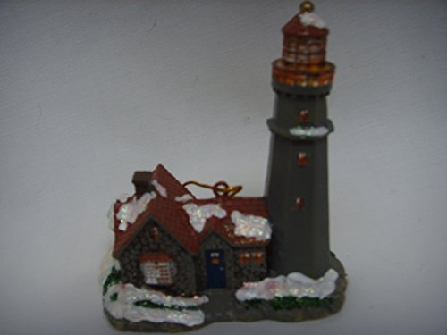 Lighthouse Ornament 3.5″ Home Decor