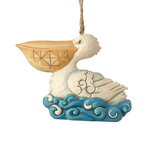 Enesco Heartwood Creek Jim Shore Coastal Pelican Ornament