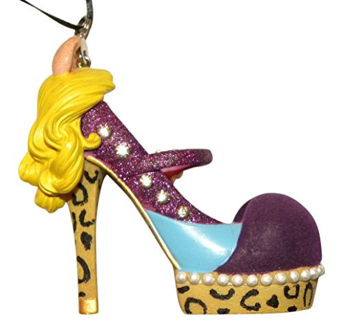 Disney Parks Muppets Miss Piggy Christmas Shoe Ornament