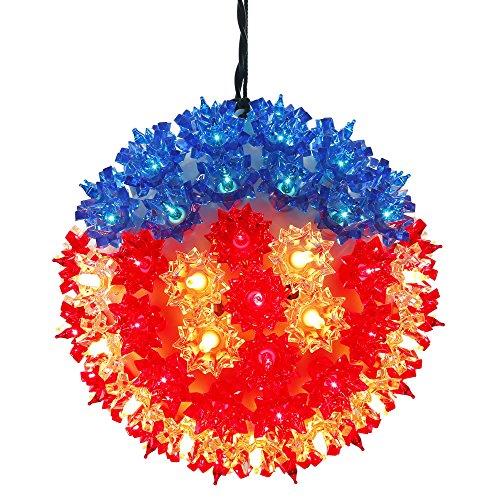 Vickerman Starlight Sphere Ornament LED Light