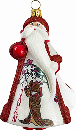 Joy To The World Glitterazzi International Japan Santa