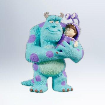 Monsters Inc Disney Pixar Legends #2 2012 Hallmark Ornament